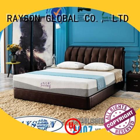 Rayson Mattress New polyurethane foam mattress manufacturers
