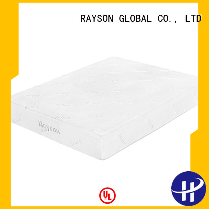 Rayson Mattress customized hotel bed brands manufacturers