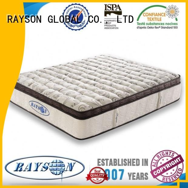 Latest w hotel mattress luxury manufacturers