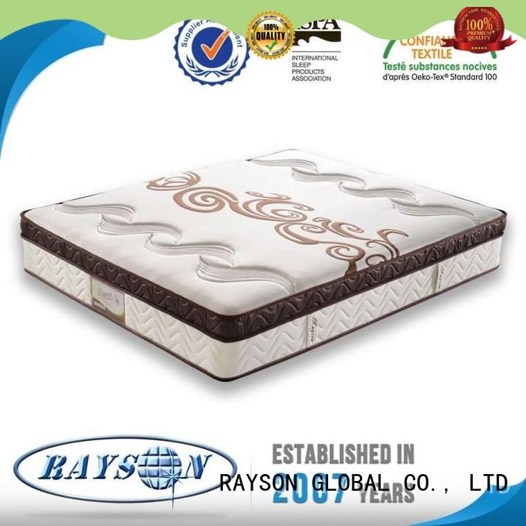 Rayson Mattress comfortable spring mattress review Supply