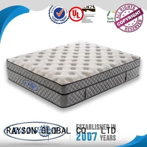 bonnell & memory sprung mattress inner for home Rayson Mattress