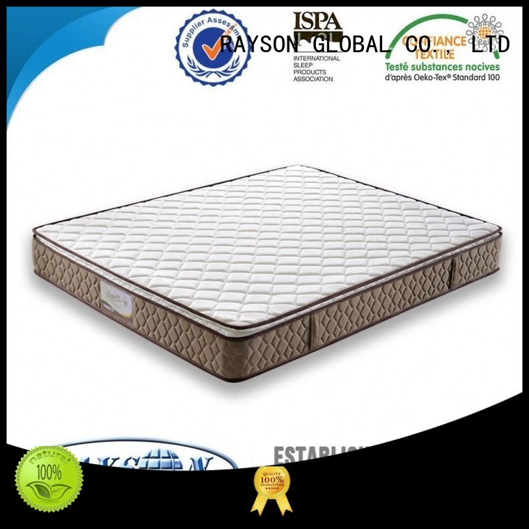 bonnell spring coil stylish snooze cooling tufted bonnell spring mattress manufacture