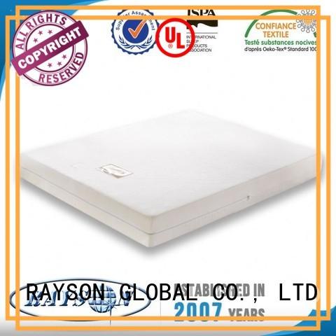 Rayson Mattress zipper memory foam mattress vacuum bag Suppliers