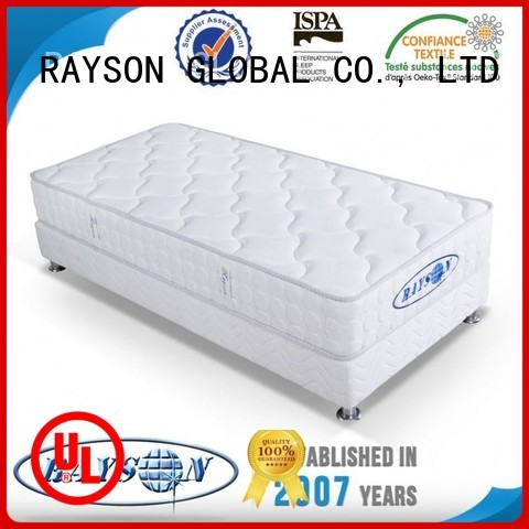 elegant folding french made Rayson Mattress Brand continuous spring mattress supplier