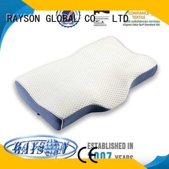 bonnell nature Rayson Mattress Brand cool contour memory foam pillow factory
