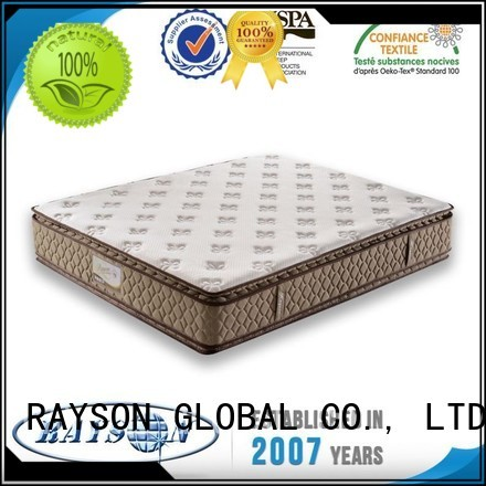 Rayson Mattress Best hotel bed comforter Supply