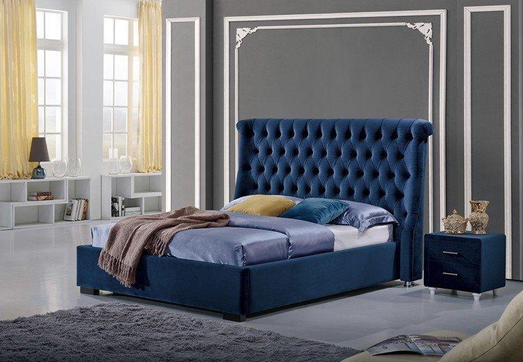 Top high bed frame queen high grade manufacturers-1