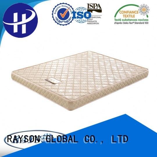 elegant made cebu OEM flex foam mattress Rayson Mattress