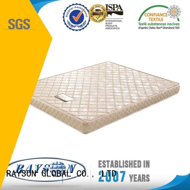 poly foam mattress toppers bunk flex foam mattress Rayson Mattress Brand