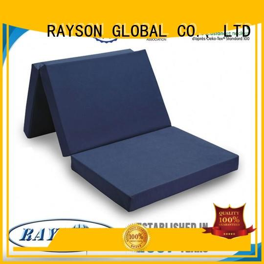 trade poly foam mattress toppers amore siliconized Rayson Mattress Brand