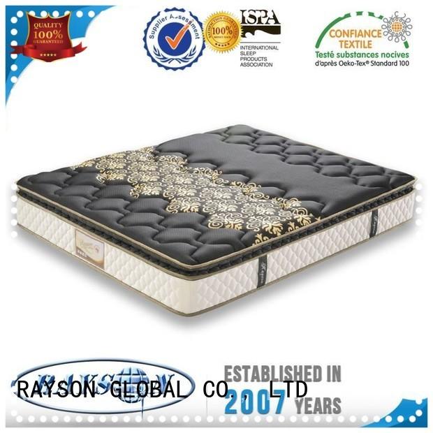 customized bonnell sprung memory foam manufacturer for villa