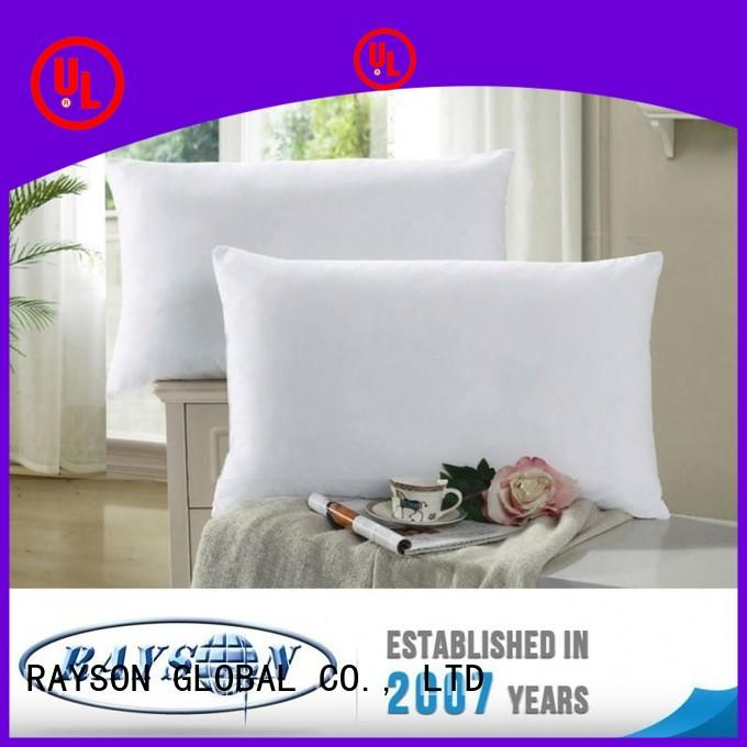 Rayson Mattress Best bamboo pillow stuffing Supply