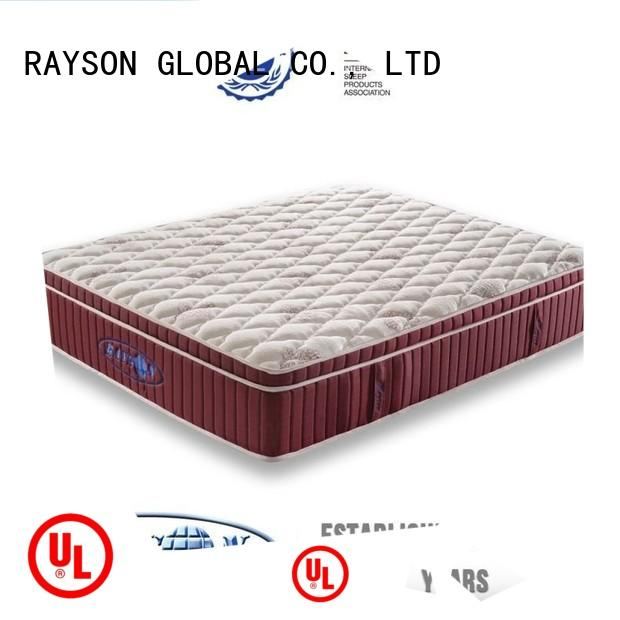 Wholesale 5 star hotel beds for sale plush manufacturers