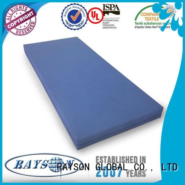High-quality open cell foam mattress zipper Supply