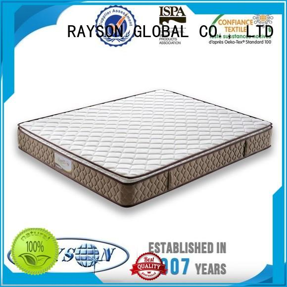 bonnell spring coil cot classical open cooling tufted bonnell spring mattress manufacture