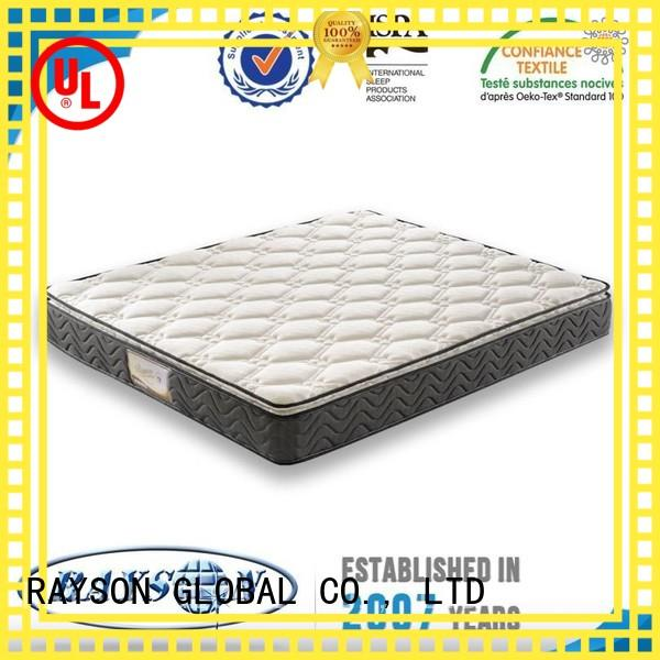 Rayson Mattress Wholesale part memory foam mattress manufacturers