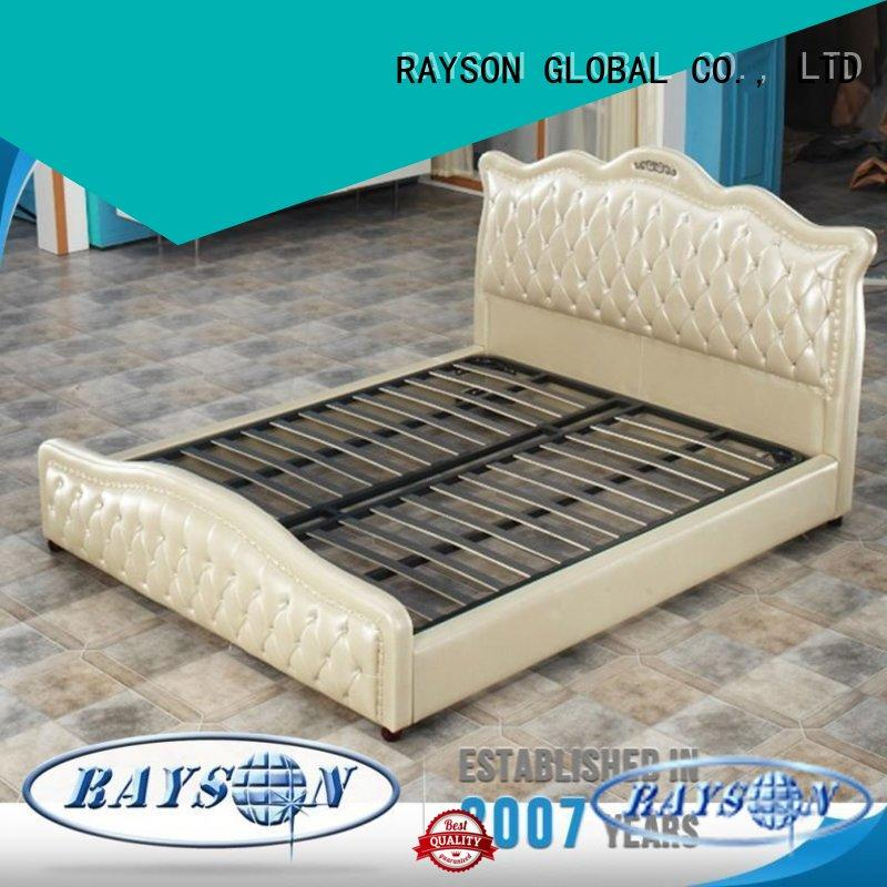 Rayson Mattress High-quality tall bed frame full Supply