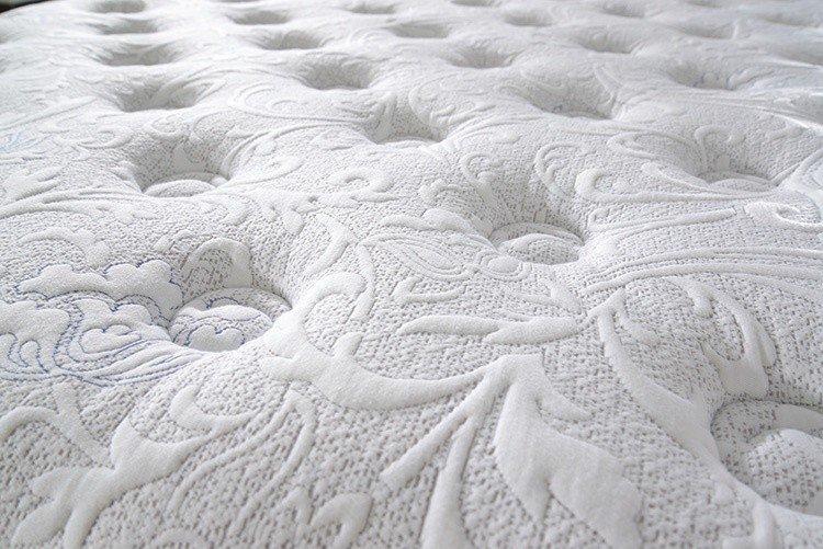 Rayson Mattress Top natural memory foam mattress india manufacturers-3