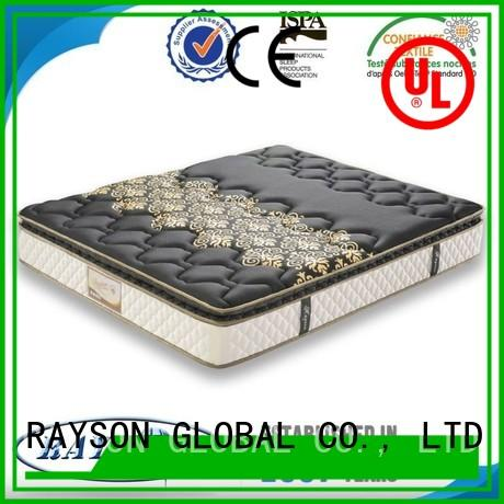 popular bonnell mattress with layer of memory foam supplier for villa