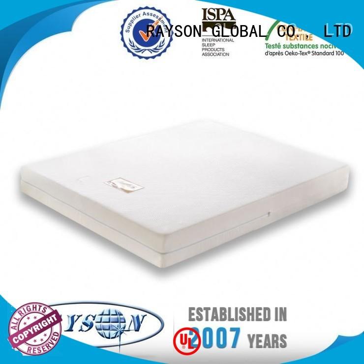 Rayson Mattress foam sleep science memory foam mattress Supply