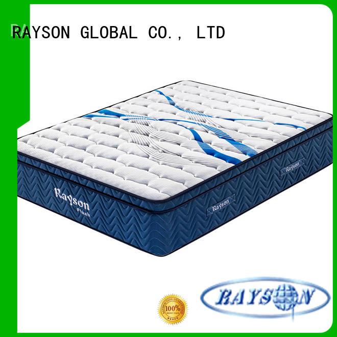 Rayson Mattress Best spring mattress review Suppliers