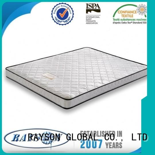 international bonnell spring and memory foam mattress series for hotel Rayson Mattress