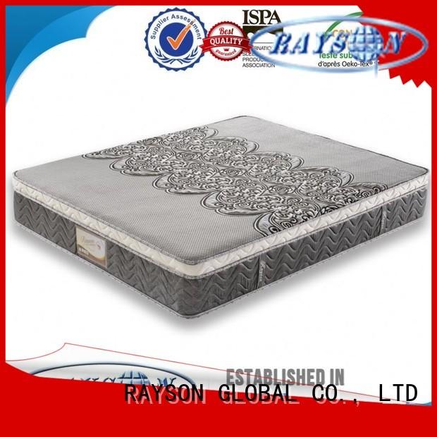 Hot king size pocket mattress sexy Rayson Mattress Brand