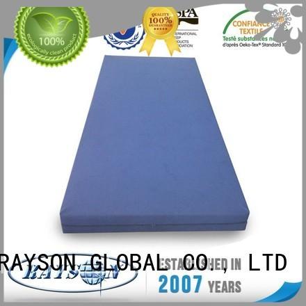 Wholesale vintage poly foam mattress toppers Rayson Mattress Brand