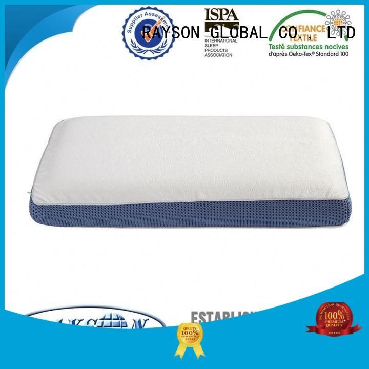 Rayson Mattress high grade 3 inch memory foam topper manufacturers