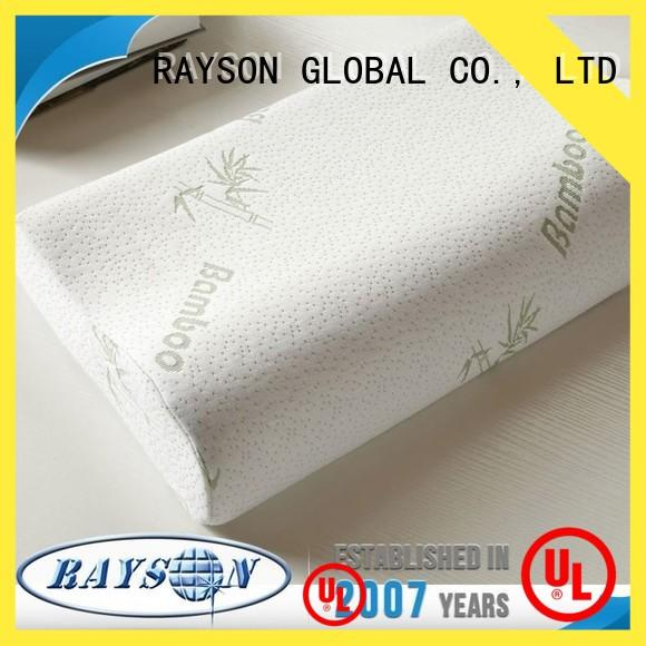 Rayson Mattress Top 10 memory foam mattress manufacturers