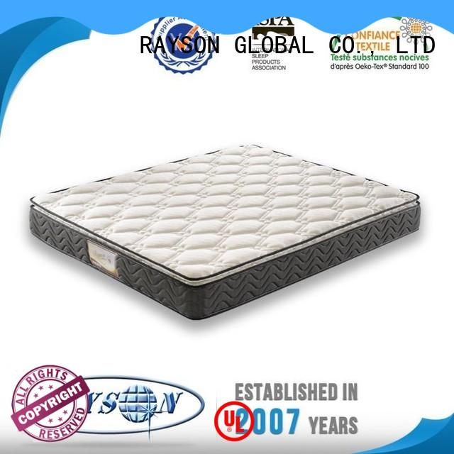 Custom Rolled bonnell spring mattress high quality Supply