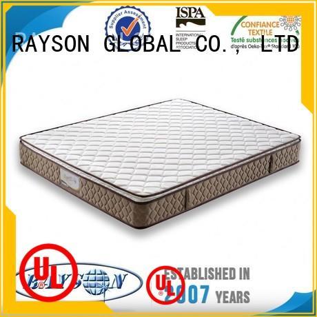 New bamboo mattress high grade manufacturers
