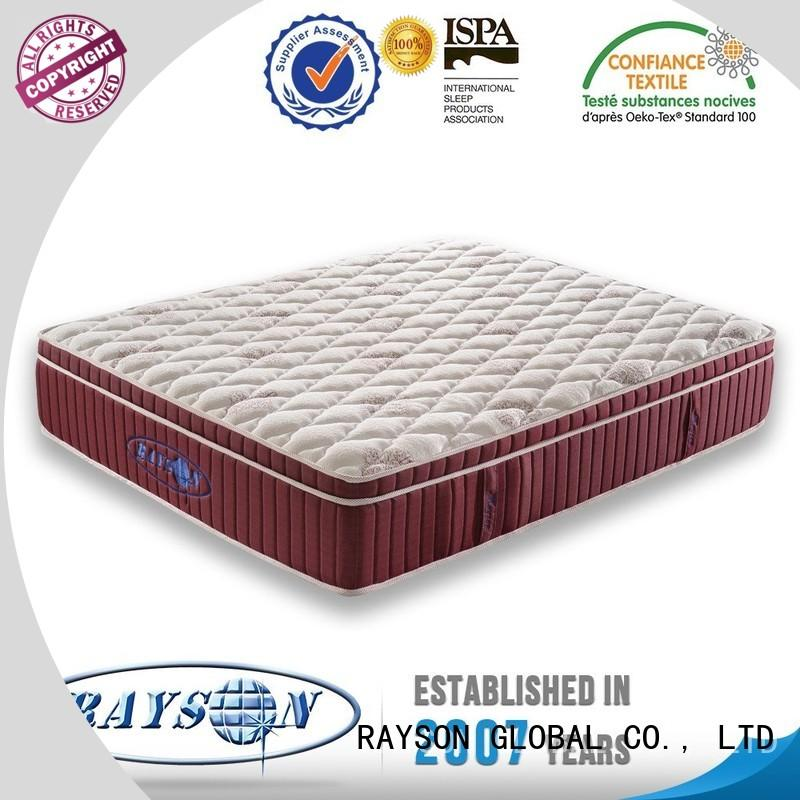 Rayson Mattress Best hotel like mattress Suppliers