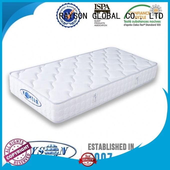 wadding darling continuous spring mattress plain Rayson Mattress