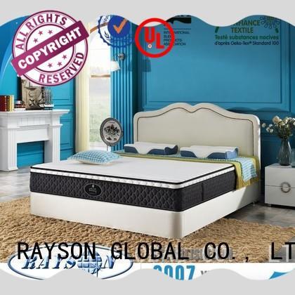 Rayson Mattress mattress roll out double mattress manufacturers