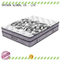 Rayson Mattress superior pocket and memory foam mattress series for villa