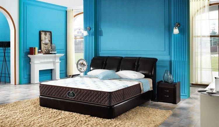 Rayson Mattress customized high bed frame full manufacturers-1