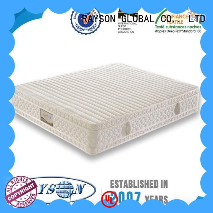 Rayson Mattress Wholesale queen mattress set manufacturers