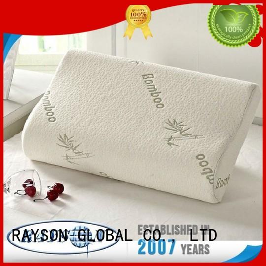 function marketplace encased proof Rayson Mattress Brand memory foam pillow deals supplier