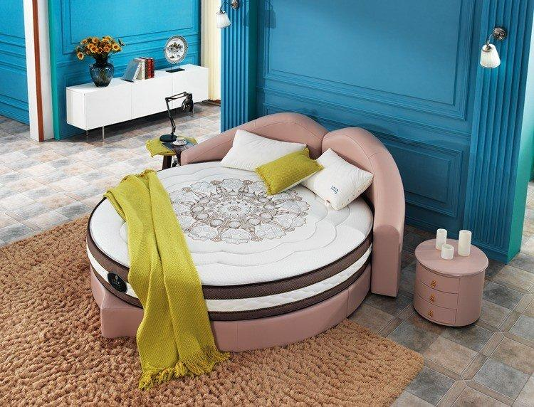 High-quality roll up spring mattress medium Suppliers-2
