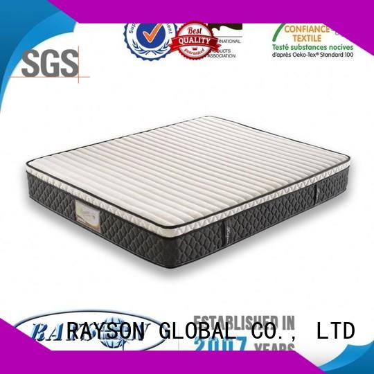 rspvow ball latest reinforced new pocket sprung mattress Rayson Mattress Brand
