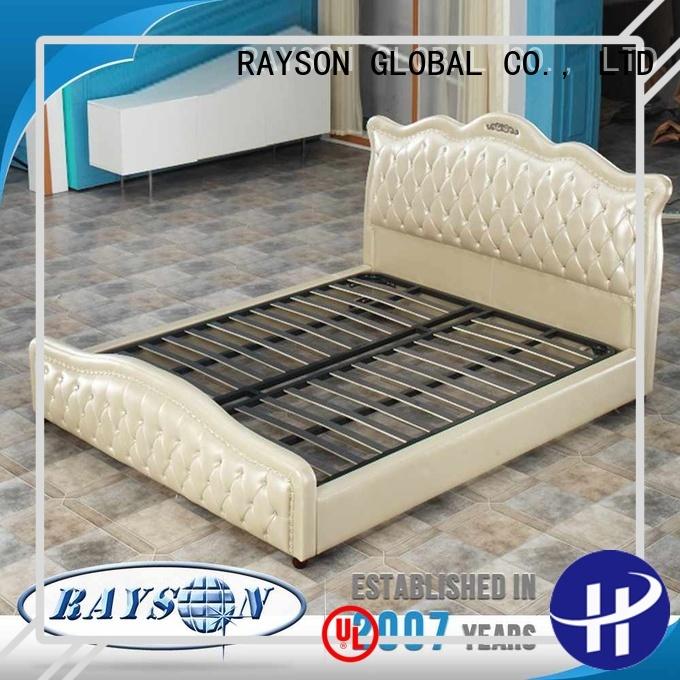 warranty Custom 6inch hotel bed base promotional Rayson Mattress