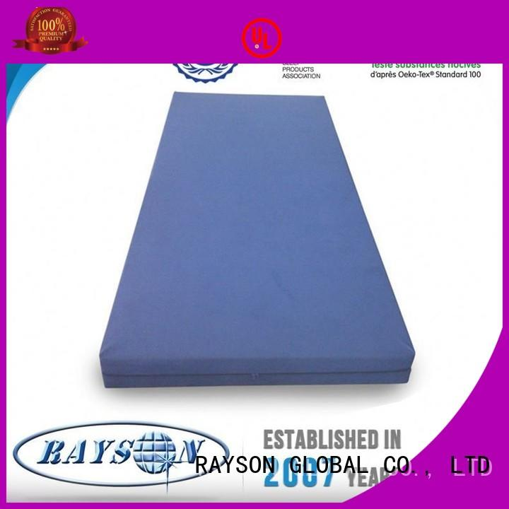 Rayson Mattress Brand rollable nipple care agent flex foam mattress