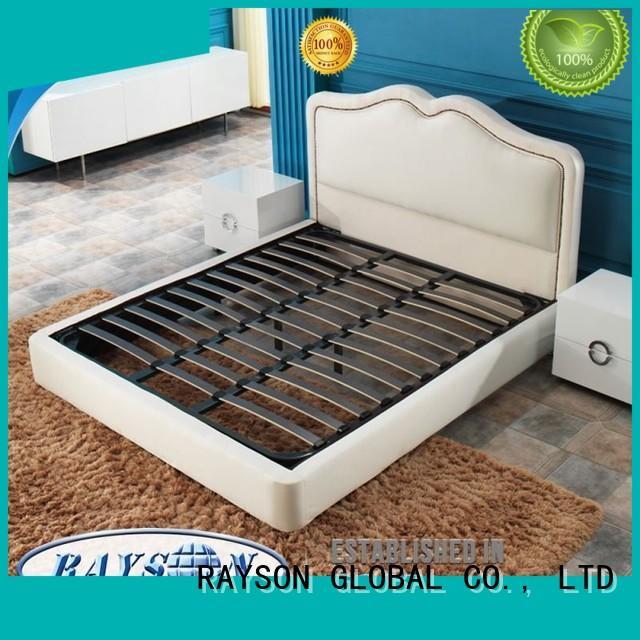 market hotel bed base simple rspsm Rayson Mattress company
