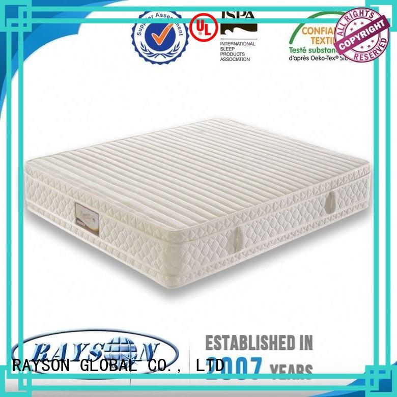 Rayson Mattress Wholesale intercontinental hotel mattress Suppliers