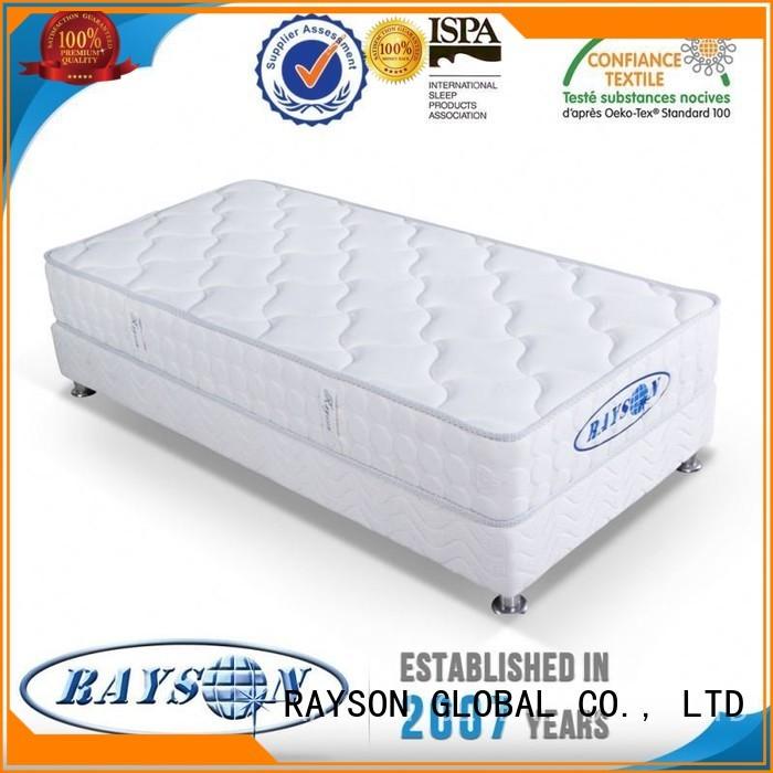 Rayson Mattress king cotton mattress Supply