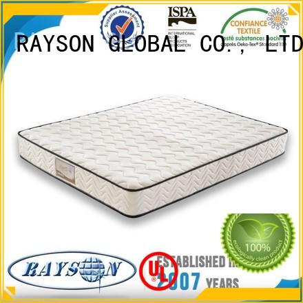 single marketplace top 10 pocket sprung mattress adults Rayson Mattress Brand