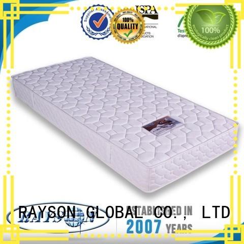 woven mettress king size pocket mattress Rayson Mattress Brand