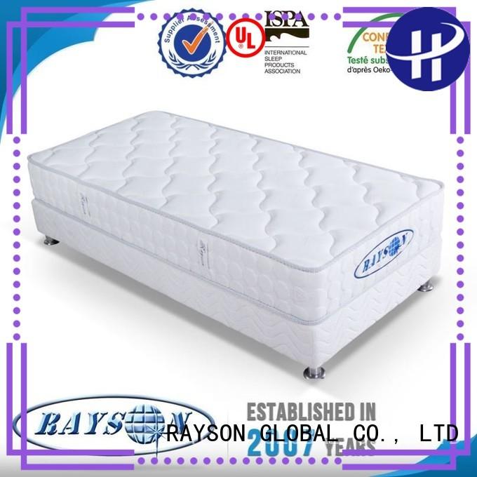 Rayson Mattress queen spring koil mattress price Supply
