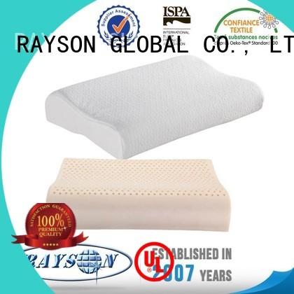Rayson Mattress Wholesale kids latex pillow Suppliers